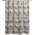 Margarita Blue Floral Shower Curtain