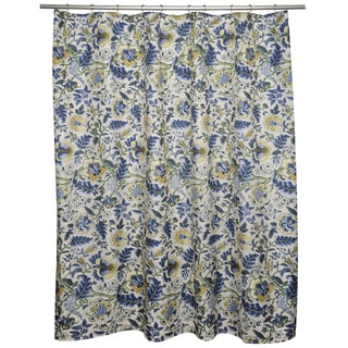 Imperial Floral Shower Curtain