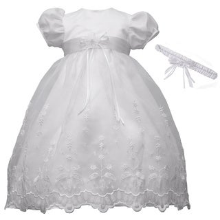 Small World Christening Long Dress
