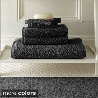 Egyptian Cotton Towel and Bath Rug 6-piece Set