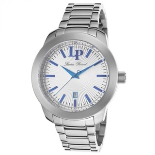 Lucien Piccard Belle Silver-Tone Watch LP-12923-23S