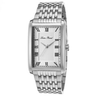 Lucien Piccard Men's LP-30010-22S Avignon Silver-Tone Watch