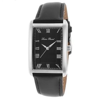 Lucien Piccard Men's LP-30010-01 Avignon Black Watch