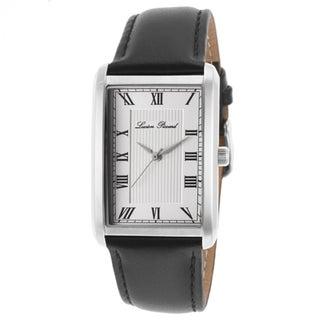 Lucien Piccard Men's LP-30010-02S Avignon Silver-Tone Watch