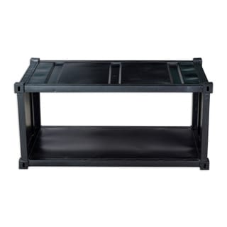 Artisan Crafted Steel Coffee Table