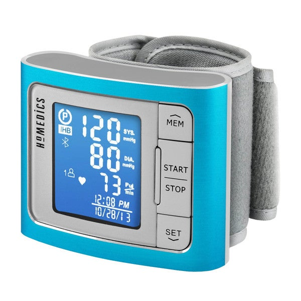HoMedics Prem Wrist Blood Pressure Monitor