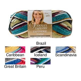 Vanna's Tapestry Yarn