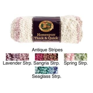 Homespun Thick & Quick Yarn