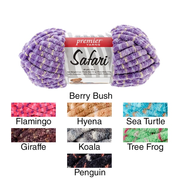 Safari Yarn