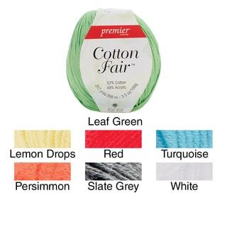 Cotton Fair Solid Yarn