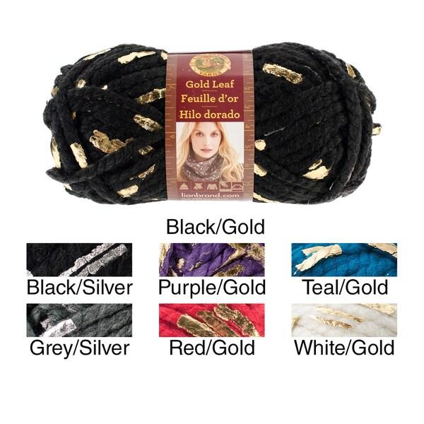 Gold Leaf Yarn