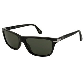 Persol Men's PO3026 Rectangular Sunglasses