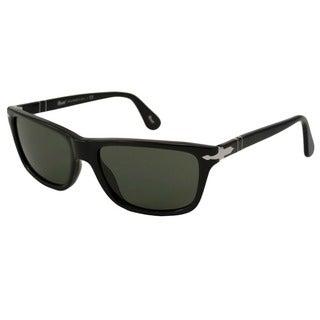 Persol Men's PO3026 Rectangular Sunglasses