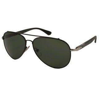 Persol Men's PO2424 Aviator Sunglasses