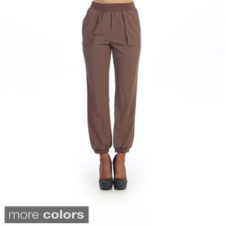 Hadari Women's Straight-leg Soft Pants