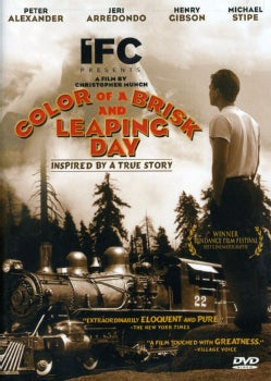 Color Of a Brisk and Leaping Day (DVD)