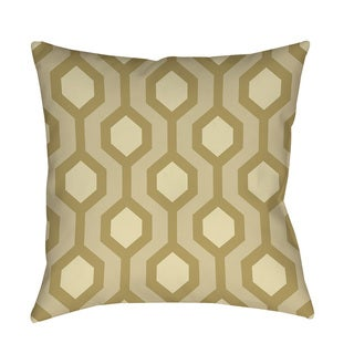 Thumbprintz Carpet Cream Throw/ Floor Pillow