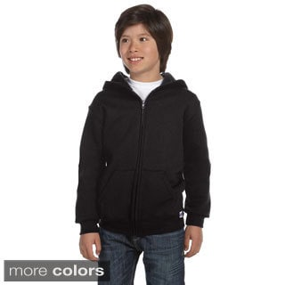 Russel Youth Dri-Power Fleece Full-zip Hoodie