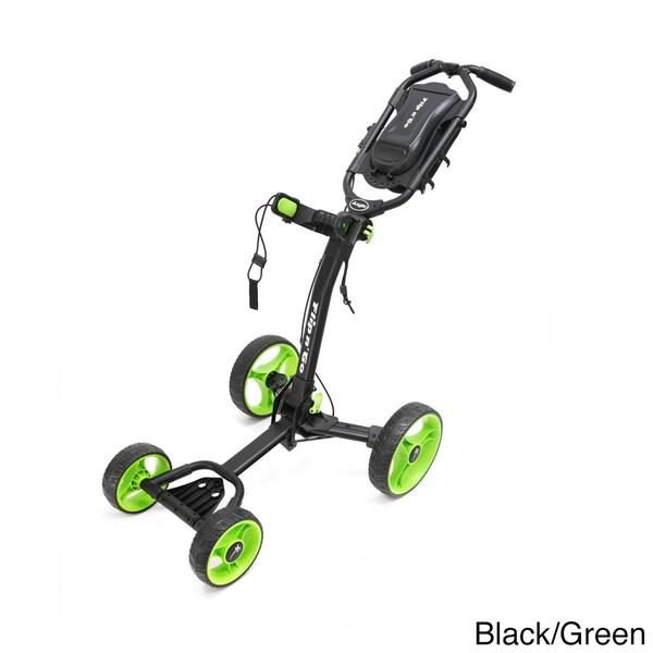 Axglo Flip N' Go 4-wheel Cart