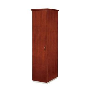 Left Single Bronze Cherry Cabinet