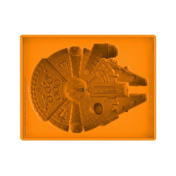 Star Wars Millennium Falcon Silicone Mold