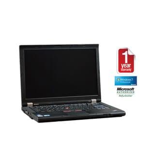 Lenovo ThinkPad T410 Intel Core i5 2.53GHz 4GB 750GB 14in Wi-Fi DVDRW Windows 7 Professional (64-bit) (Refurbished)