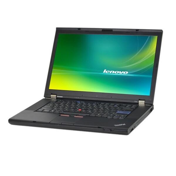 Lenovo ThinkPad T510 Intel Core i5 2.53GHz 4GB 320GB 15.6in Wi-Fi DVDRW Windows 7 Pro (64-bit) LT (Refurbished)