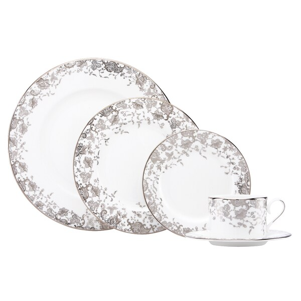 Lenox Marchesa French Lace 5-piece Dinnerware Place Setting