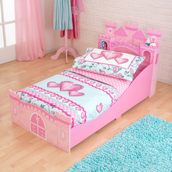 princess toddler bed sheets 2