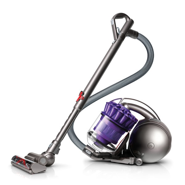 Dyson DC39 Purple Multi-floor Canister Vacuum Cleaner (Refurbished)