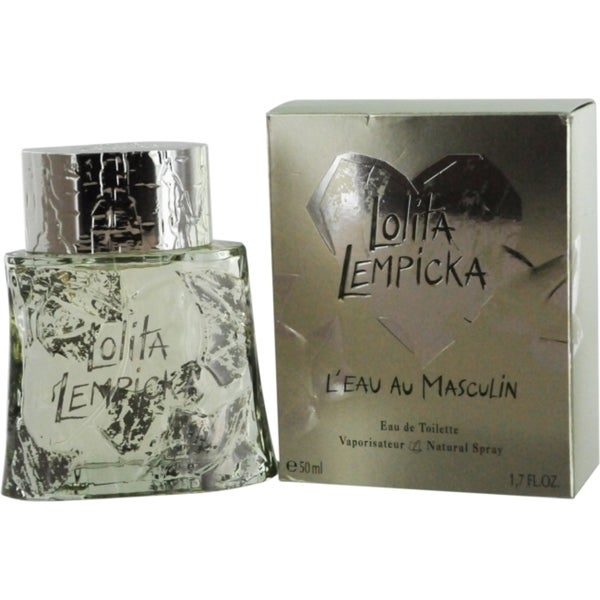 Lolita Lempicka L'Eau au Masculin Men's 1.7-ounce Eau de Toilette Spray