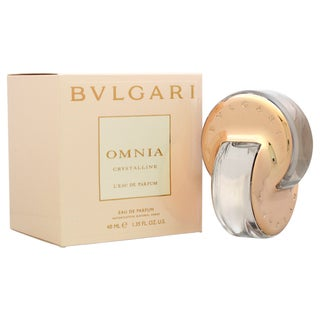 Bvlgari Omnia Crystalline Women's 1.35-ounce Eau de Parfum Spray