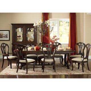 Grandover Dark Cherry 9-piece Dining Set