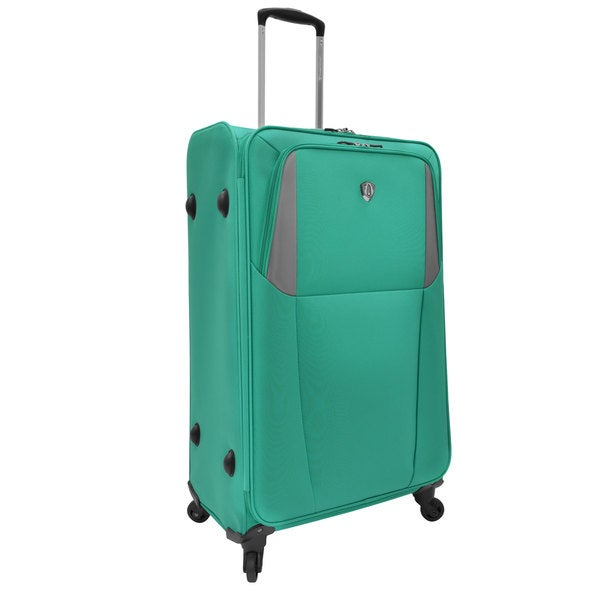 Traveler's Choice Forza 31-inch Ultra-Lightweight Spinner Upright Suitcase