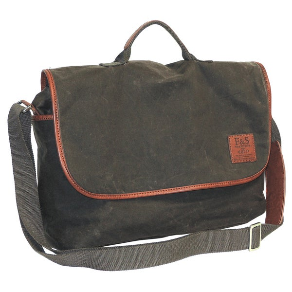 Field & Stream Huntington Gear Messenger Bag