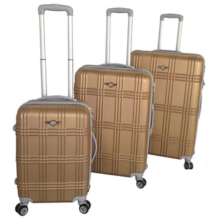 RivoLite 3-piece Lightweight Hardside Spinner Luggage Set