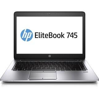 "HP EliteBook 755 G2 15.6"" LED Notebook - AMD A-Series A8 Pro-7150B 1."