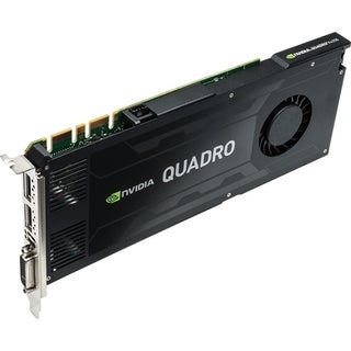 PNY Quadro K4200 Graphic Card - 4 GB GDDR5 SDRAM - PCI Express 2.0 x1