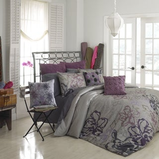 Vue Anastasia Cotton 3-piece Comforter Set