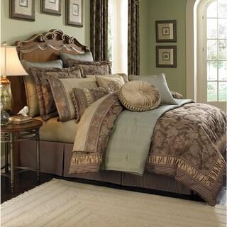 Croscill Marcella 4-piece Paisley Comforter Set