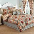 Croscill Mardi Gras 4-piece Floral Comforter Set
