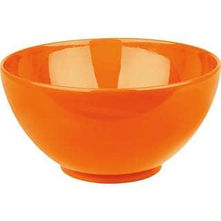 Waechtersbach Fun Factory Orange 4-ounce Small Dipping Bowls (Set of 4)