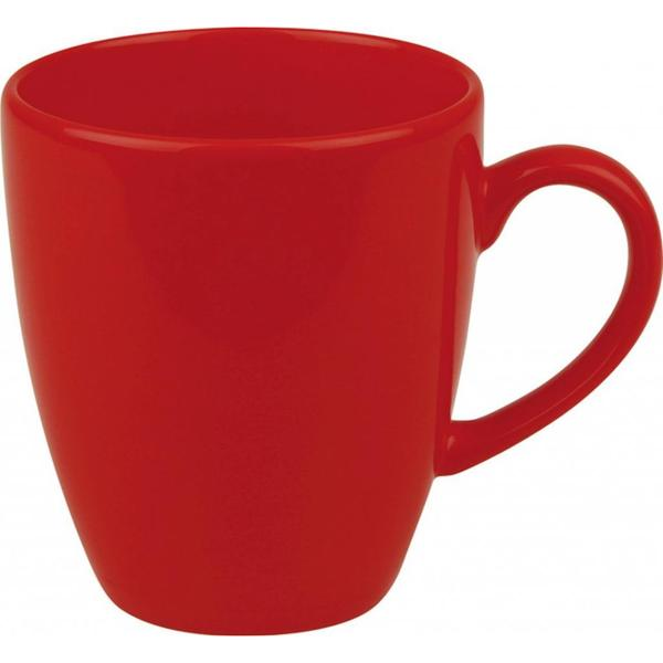 Waechtersbach Fun Factory Red Jumbo Cafe Latte Cups (Set of 4) 13754904