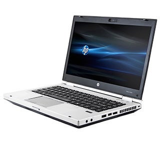 HP EliteBook 8460P Intel Core i5 2.5GHz 4GB 500GB 14.1in Wi-Fi DVDRW CAM Windows7Professional (64-bit)(Refurbished)