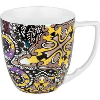 Waechtersbach Accents Urbana Paisley Curry Mugs (Set of 4)