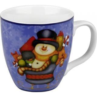Konitz Santa Frosty Mugs (Set of 4)