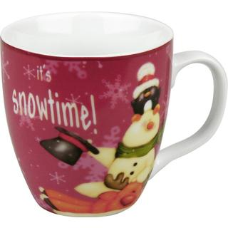 Konitz Frosty's Snowtime Mugs (Set of 4)