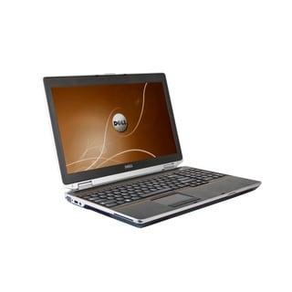 Dell Latitude E6520 Intel Corei7Quad 2.2GHz 4GB 320GB 15.6 Wi-Fi DVDRW HDMI Windows 7 Pro(64-bit) LT (Refurbished)