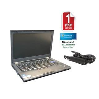 Lenovo ThinkPad T420 Intel Corei5 2.5GHz 4GB 320GB 14in Wi-Fi DVDRW CAM Windows7 Professional (64-bit) (Refurbished)