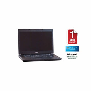 Dell Latitude E6510 Intel Core i5 2.67GHz 4GB 320GB 15.6 Wi-Fi DVDRW Windows 7 Professional (64-bit) (Refurbished)